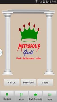 Metropolis Grill apk screenshot