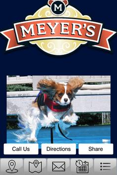 Meyers Pet Care poster