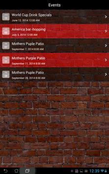 Mother's Grille apk screenshot
