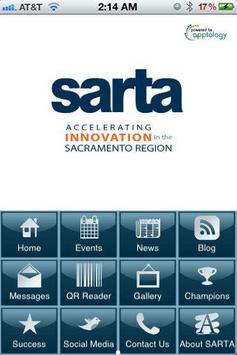 SARTA poster