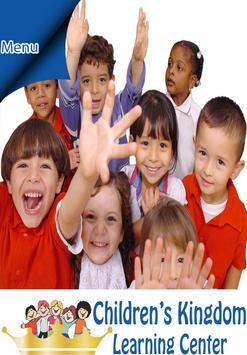 Children's Kingdom Learning poster