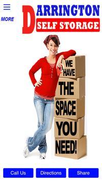 Darrington Self Storage poster