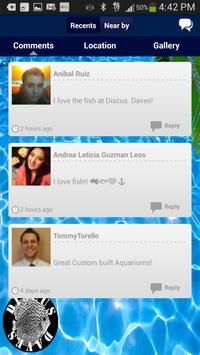 Discus Dave's apk screenshot