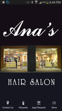 Ana's Hair Salon apk screenshot