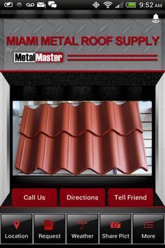 Metal Master Shop poster