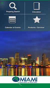 Miami Association of Realtors poster
