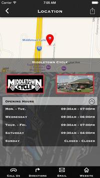 Middletown Cycle apk screenshot