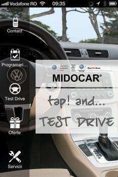 MIDOCAR apk screenshot
