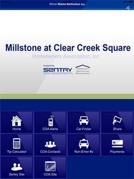 Millstone at Clear Creek Sqr apk screenshot