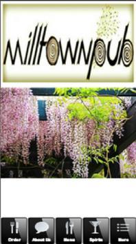 Milltown Pub poster