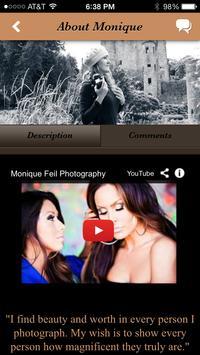Monique Feil Photography apk screenshot