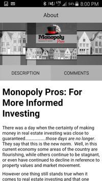 Monopoly Pros apk screenshot