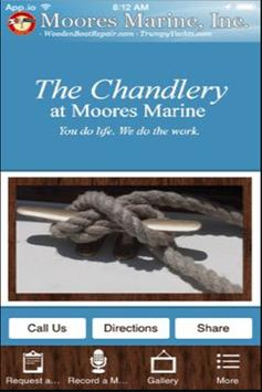 Moores Marine Inc. poster