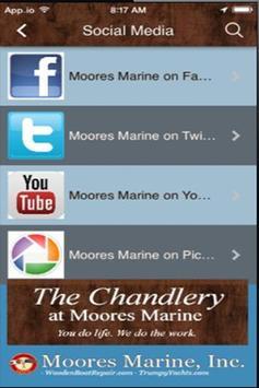 Moores Marine Inc. apk screenshot