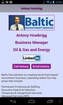 Baltic apk screenshot