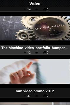 Marketing Machine Mobile apk screenshot