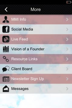 MMI Consulting apk screenshot