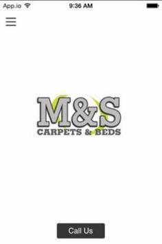 M&S Carpets poster