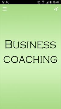 Business coaching apk screenshot