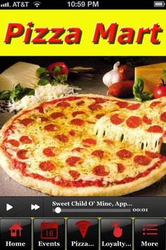 Pizza Mart apk screenshot