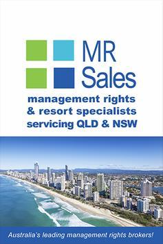 MR Sales poster