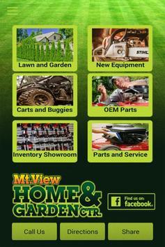 Mtn View Home & Garden Center poster