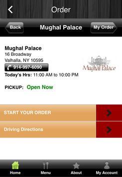 Mughal Palace poster