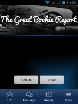 The Great Bookie Report apk screenshot
