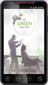 My Green Salon poster