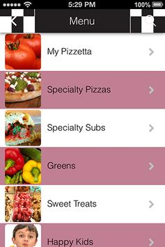 My Pizzetta apk screenshot
