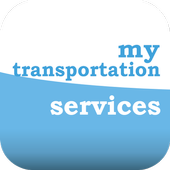 Mytransportation services icon