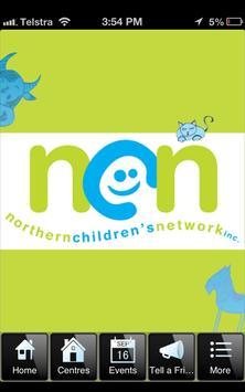 Northern Children's Network poster