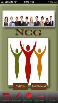NCG poster
