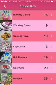 Najah Bakery apk screenshot