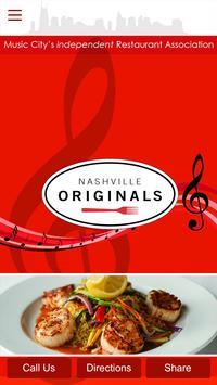 Nashville Originals poster