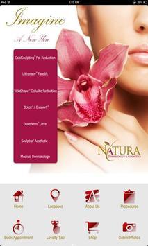Natura Dermatology poster