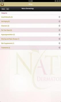 Natura Dermatology apk screenshot