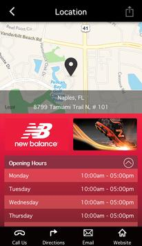 New Balance Naples apk screenshot