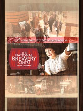 National Brewery Centre poster