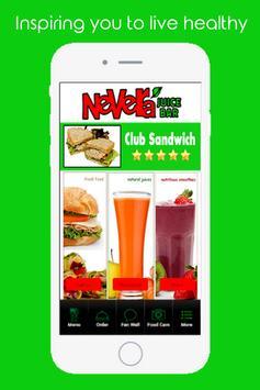 Nevera Juice Bar apk screenshot