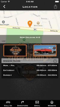 New Orleans Harley-Davidson apk screenshot
