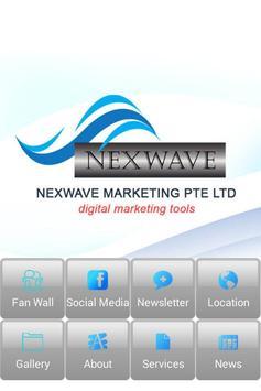 Nexwave poster