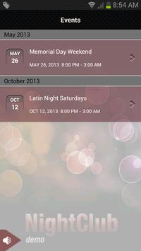 Night Club Demo apk screenshot