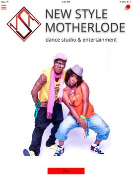 New Style Motherlode poster