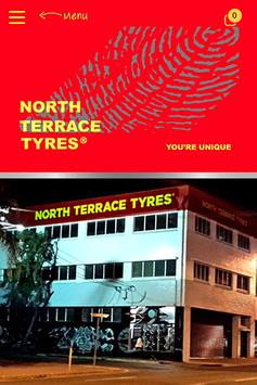 North Terrace Tyres Group poster