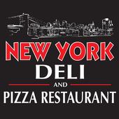 NY Deli & Pizza Restaurant icon