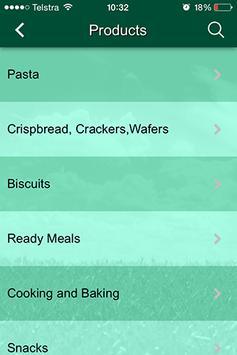 ORGRAN Gluten Free apk screenshot