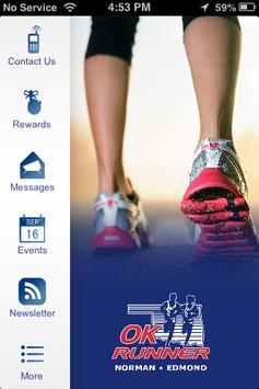 OK Runner poster