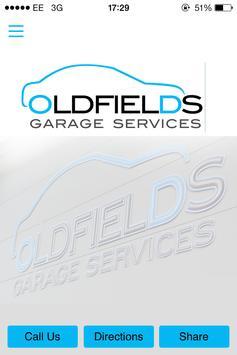 Oldfield Garage Services Ltd poster