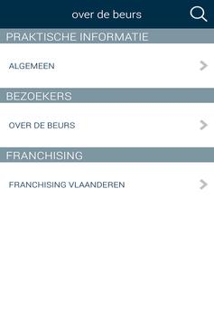 Ondernemen in Vlaanderen apk screenshot